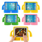 Kids Handle Foam Soft Skin Shockproof Case Cover For Ipad 2 3 4 Mini 1234 Air2