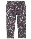 GYMBOREE STARRY NIGHT GRAY w/ STARS A/O PRINTED LEGGINGS 6 12 18 24 2T NWT
