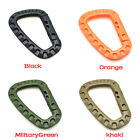 Carabiner Snap Hanging Hook D-Ring Strong Tactical Tac Link EDC Tool 4 Colors
