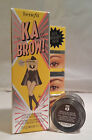 Benefit Ka Brow Cream Gel EyeBrow Liner Color w Brush Boxed 0.1 oz Full #1, 5, 6
