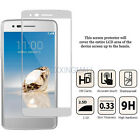Full Coverage 2.5D Tempered Glass Screen Protector Film For LG Aristo LV3 MS210