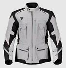 Triumph Mens Navigator Grey Motorcycle Armoured Jacket NEW RRP £349!!!