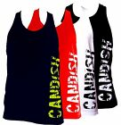 Candish D12AX Gym Vest Stringer Tank Training Top