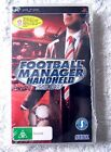 40008 Football Manager Handheld 2008 [NEW] - Sony PSP (2007) ULES 00934