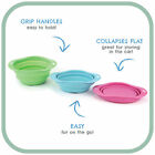 BECO DOG TRAVEL BOWLS  Free Shipping in USA