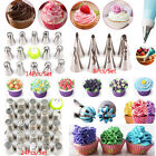 Kits Of Russian Flower Cake Decorating Icing Piping Nozzles Tips Baking Tool