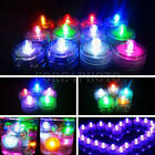 3-12pcs/Set LED Flickering Candle Lights Submersible for Party Club Decoration