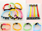 New S/M/L/XL LED Light Flashing For Pet Dog Fashion Safety Collar Can Adjust