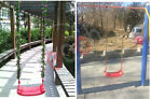 Home&Garden Decorcate Gym Hobbies Plastic Swing Rope Seat For Kid Child Gift