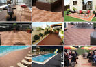Decking Tile - Standard - DIY Installation - DECKO composite wood, price/tile