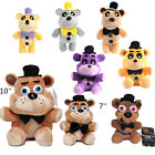 FNAF Five Nights at Freddy's Bear Plushie Toy  Plush Doll 8 Styles Kids Gifts