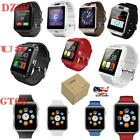 DZ09 GT08 U8s Bluetooth Smart Watch Phone Sprots For Android iPhone Samsung HTC