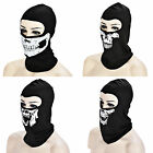 Cycling Protector Skateboard Bicycle Bike Skull Face Mask Motorcycle Veil Scarf