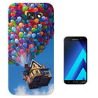 038 UP Flying house Case Gel Cover For ipod iphone LG HTC Samsung S8