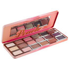 Too Faced Sweet Peach Eye Shadow Collection Palette 18 Colors Eyeshadow Make up