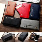New Leather Stand Wallet Card Case Flip Pouch Cover For iPhone 7& 6 6S Plus