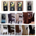 Color & Material Choice Chair Kitchen Living Cover Machine Washable