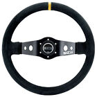 Sparco P 215 Competition Suede Steering Wheel 015R215CSN