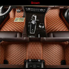 car Interior floor foot Mats carpets case rugs liners For Ford Everest 7seats