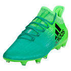 adidas Men's X 16.1 FG Solar Green/Core Black/Core Green BB5839