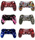Factory Clearance Reject Front Face Plate for Playstation 4 PS4 Controller Shell