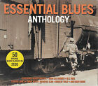 Essential Blues Anthology : 50 Tracks on 2CD's in Slipcase FASTPOST
