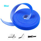 1cm*5m Hot Durable Power Wire Management Cable Ties Marker Nylon Strap