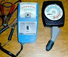 VINTAGE DWELL TACHOMETER and RAC COMPRESSION TESTER