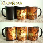 New Hot Lord of The Rings Image Mug Mark Color Changing Cup Ceramic Gift