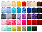 Quilters 100% Cotton Poplin Dress Shirts Toys Uniforms Craft Quilting Fabric 45""