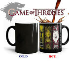 New Hot Game of Thrones Tribal Totem Mug Mark Color Changing Cup Ceramic Gift