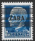 Zara stamps 1943 MI 34 signed  MNH  VF
