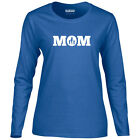 Mom Kids T Shirt Long Sleeve Mother Day Tee Gift Mommy Life Top New Best Humor
