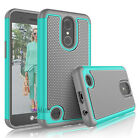 For LG K20 Plus/K20 V/LG V5/LG K10 2017 Phone Case Hybrid Shockproof Hard Cover