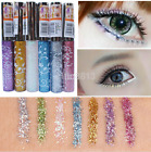 7 colors Chic Sparkling Glitter Liquid Eyeliner Sexy Eye Party Makeup CA