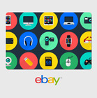 eBay Digital Gift Card - Electornics -  Fast email delivery