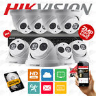 8x 2MP Onvif DS-2CD2320-I Camera & Hikvision 8CH DS-7608NI-E2 QR P2P UK FIRMWARE