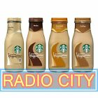Starbucks Frappuccino Coffee Drink 9.5 oz Plate glass Bottles (15-Pack or 30-Pack)