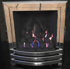 LARGE CAST NEW 4 2017 Coals 4 Gas Fires Imitation Coal Ceramic Live Flame Loose