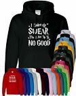 I Solemnly Swear That I Am Up To No Good Mens Harry Potter Movie Fan Hoodie