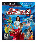 SPORTS CHAMPIONS 2 (Sony PlayStation 3) GAME PS3 BRAND NEW & SEALED!!