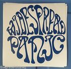 Widespread Panic Circle Font 5.5* x 5.5* Die Cut Vinyl Decal Sticker