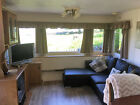 JUNE SELF CATERING HOLIDAY CARAVAN ACCOMMODATION PEAK DISTRICT BUXTON