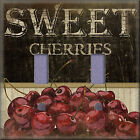 Sweet Cherries Light Switch Plate Cover Wall Decor