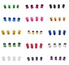 New Replacement Xbox 360 ABXY Action Buttons for Xbox 360 Controller