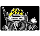 Al's Beef Gift Card - $25 $50 or $100 - Fast email delivery