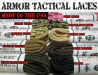 █ Paracord Laces █ Armor Tactical Laces© █ Paracord~FREE SHIPPING█Shoe laces~NEW