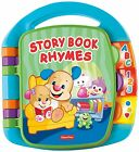 A Fisher-Price Laugh And Learn Storybook Rhymes Book