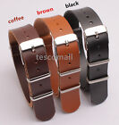210 Nylon straps mix colors + 90 Leather straps mix colors  watch band