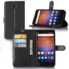 "For Huawei Ascend XT 6.0"" H1611 Flip Magnetic Card Wallet PU Leather Case Cover"
